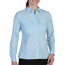 Women's Dryflylite Long Sleeve Shirt by ExOfficio in Jacksonville Fl