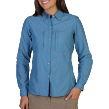 Women's Dryflylite Long Sleeve Shirt by ExOfficio in Chicago Il