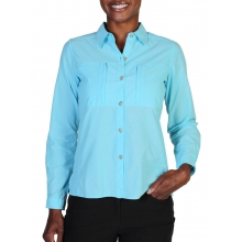 Women's Dryflylite Long Sleeve Shirt by ExOfficio