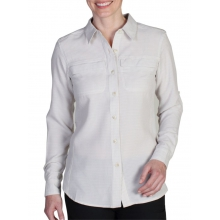 Women's Gill Long Sleeve Shirt by ExOfficio in Portland Me