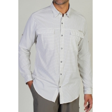 Men's BugsAway Halo Long Sleeve Shirt by ExOfficio