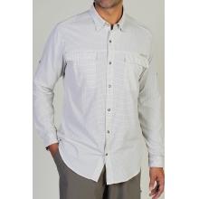 Men's BugsAway Halo Long Sleeve Shirt by ExOfficio in Uncasville Ct