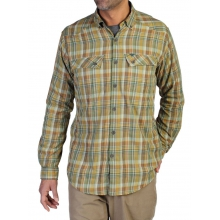 Men's Minimo Plaid Long Sleeve Shirt in Fairbanks, AK