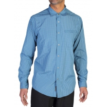 Men's Trip'R Check Long Sleeve Shirt by ExOfficio
