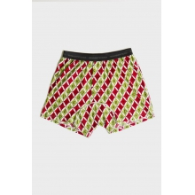 Men's Give-N-Go Printed Boxer by ExOfficio in Opelika Al