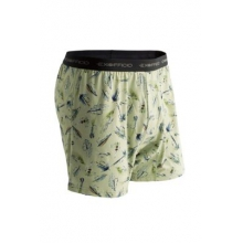 Men's Give-N-Go Printed Boxer by ExOfficio in Charlotte Nc