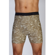 Men's Give-N-Go Printed Boxer Brief by ExOfficio in Delafield Wi