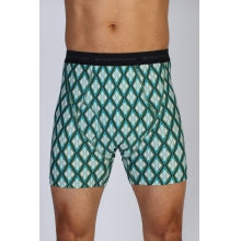 Men's Give-N-Go Printed Boxer Brief by ExOfficio in Dallas Tx