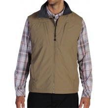Men's FlyQ Lite Vest by ExOfficio in Birmingham Mi