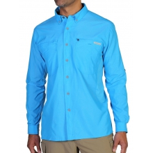 Men's Triflex Hybrid Long Sleeve Shirt by ExOfficio in Edwards Co
