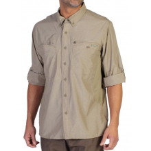Men's Triflex Hybrid Long Sleeve Shirt by ExOfficio