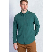 Men's GeoTrek'r Long Sleeve Shirt by ExOfficio in Trumbull Ct