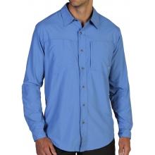 Men's GeoTrek'r Long Sleeve Shirt by ExOfficio in Easton Pa