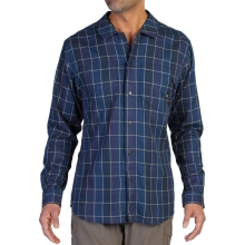 Men's Bugsaway Talisman Plaid Long Sleeve Shirt by ExOfficio