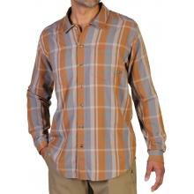 Men's Bugsaway Talisman Plaid Long Sleeve Shirt by ExOfficio in Ramsey Nj