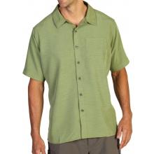 Men's Pisco Slub Short Sleeve Shirt by ExOfficio in Wakefield Ri