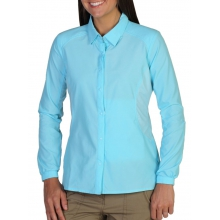 Women's Triflex Hybrid Long Sleeve Shirt by ExOfficio