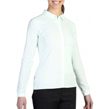 Women's Triflex Hybrid Long Sleeve Shirt by ExOfficio in Park City Ut