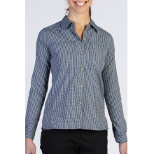 Women's Drylite Check Long Sleeve Shirt by ExOfficio in Lafayette La