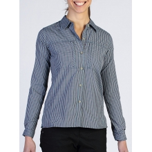 Women's Drylite Check Long Sleeve Shirt by ExOfficio in Chesterfield Mo