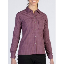 Women's Drylite Check Long Sleeve Shirt by ExOfficio in Jacksonville Fl