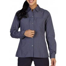 Women's Drylite Check Long Sleeve Shirt in Peninsula, OH