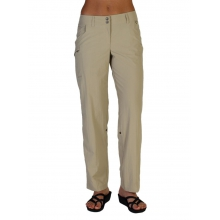 Women's Nomad Roll-Up Pant Petite by ExOfficio in Marietta Ga
