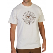 Men's Travel To Live Graphic Tee by ExOfficio in Succasunna Nj