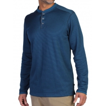 Men's Isoclime Thermal Henley by ExOfficio in Succasunna Nj