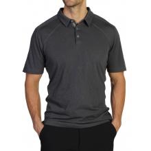 Men's Exo Javatech Polo Shirt by ExOfficio in Succasunna Nj