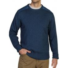 Men's Cafenisto Crew Sweater by ExOfficio in Wakefield Ri