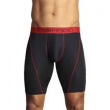 "Men's Give-N-Go Sport Mesh 9"" Boxer Brief by ExOfficio in Peninsula Oh"