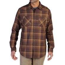 Men's Geode Flannel Long-Sleeve by ExOfficio