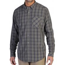 Men's Pisco Plaid Long-Sleeve by ExOfficio in Lubbock Tx