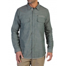 Men's Tivoli Chambray Long-Sleeve by ExOfficio in Edwards Co