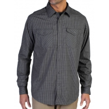 Men's Boleto Plaid Long-Sleeve by ExOfficio