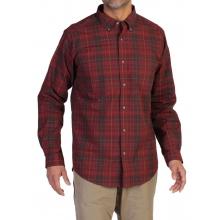Men's Arabica Plaid Long-Sleeve by ExOfficio in Metairie La