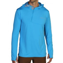 Men's Sol Cool Ultimate Hoody by ExOfficio in Park City Ut