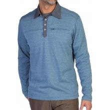 Men's Javano Polo Long-Sleeve by ExOfficio in Succasunna Nj