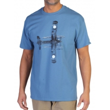 Men's Reflections In Flight Graphic Tee by ExOfficio