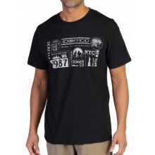 Men's Coast To Coast Graphic Tee by ExOfficio in Succasunna Nj