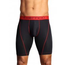 Men's Give-N-Go Sprt Mesh 9'' Boxer Brief by ExOfficio in Dallas Tx