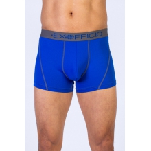 Men's Give-N-Go Sport Mesh 3'' Boxer Brief by ExOfficio in Fairbanks Ak