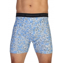 Men's Give-N-Go Printed Boxer Brief by ExOfficio in Charleston Sc