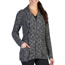 Women's Icelandia Boucle Zip Cardigan by ExOfficio