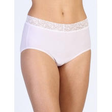 Women's Give-N-Go Lacy Full Cut Brief by ExOfficio in Wichita Ks