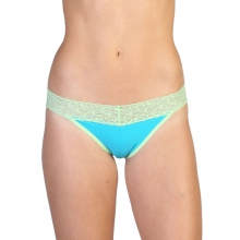 Women's Give-N-Go Lacy Low Rise Bikini Brief by ExOfficio