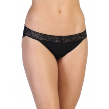 Women's Give-N-Go Lacy Low Rise Bikini Brief by ExOfficio in Lake Geneva Wi
