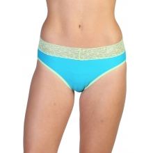 Women's Give-N-Go Lacy Bikini Brief by ExOfficio in Wichita Ks