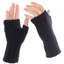 Irresistible Neska Fingerless Mittens by ExOfficio